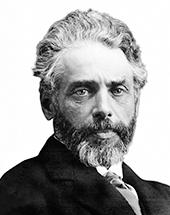 Forfatteren Henrik Pontoppidan 1857-1943. Billedet dateres ca. 1913
