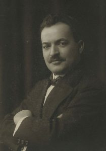 Farvefilmspioner Rasmus Bjerregaard (1882-1917)