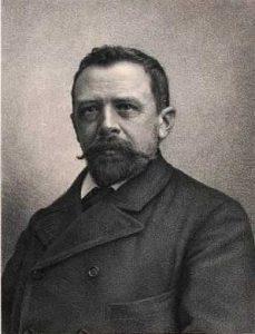H. J. Hansen-Marsvinslund - barnebarn af Ane Jacobsdatter Smidt