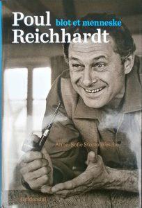 Blot et menneske - er undertitlen på denne bog om Poul Reichhardt